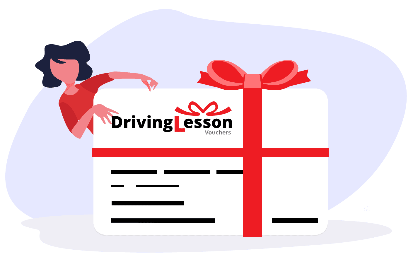 Driving Lesson Gift Card